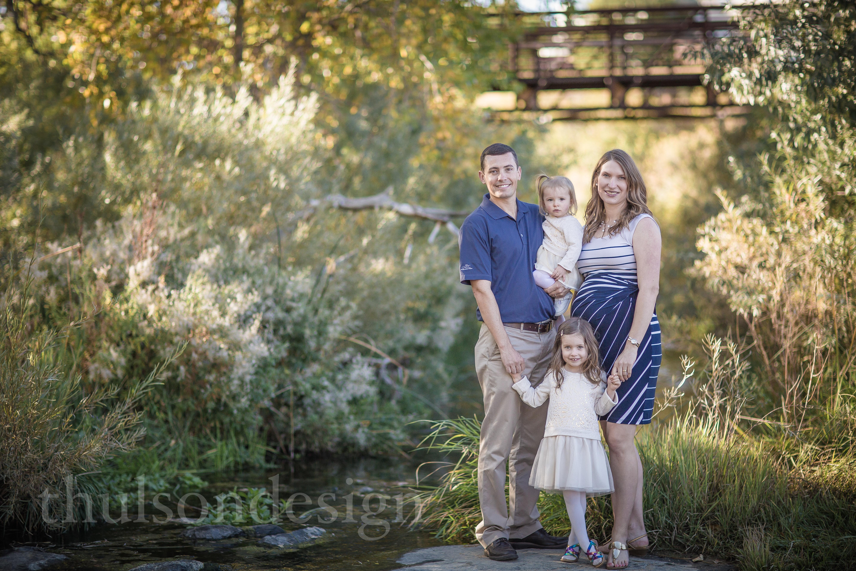 The Mitchell Family Maternity Shoot